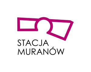 Stacja Muranow Logo CMYK
