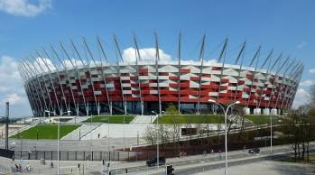 Stadion PGE Narodowy - autor zdjęcia: Przemysław Jahr (Wikimedia Commons)